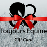 Toujours Equine Gift Card