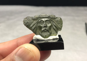 Moldavite: The Bearded Viking