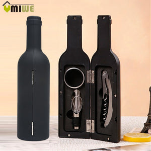 Bottle Shaped Bar Tools Set
