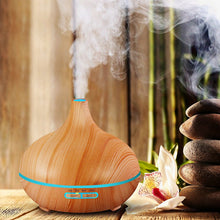 Air Humidifier & Oil Diffuser