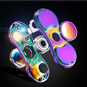 LED Fidget Spinner Lighter