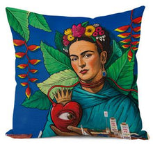 Frida Kahlo Pillow Cushion Cover Case Decor ; Multiple Options, Pillow not Included