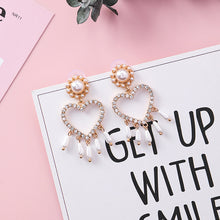 Cute Elegant Bling Earrings