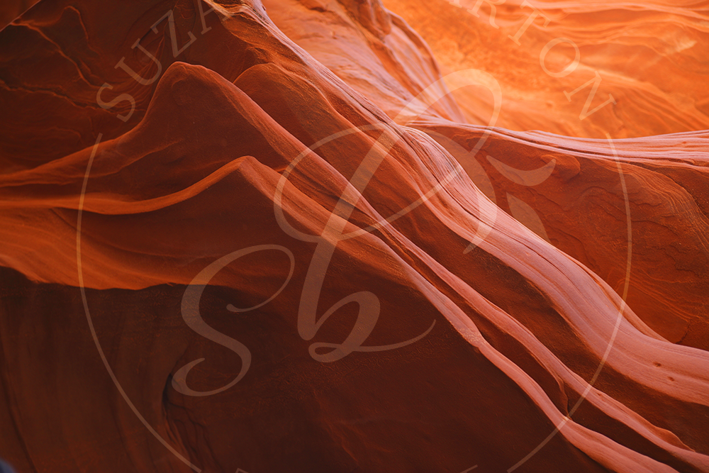 Antelope Canyon II - Suzanne Barton - Limited Edition