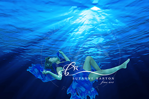 Oceanic Dreams - Suzanne Barton - Limited Edition