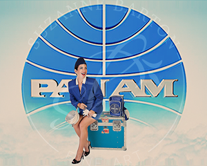 Pan Am II - Suzanne Barton - Limited Edition