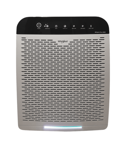 Whirlpool® WPPRO2000 Whispure™ Air Purifier – Pearl White WPPRO2000P