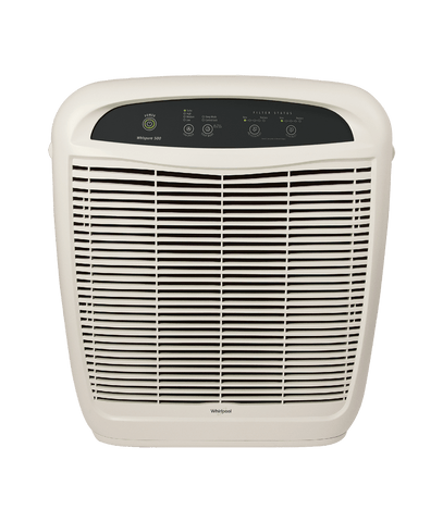Whirlpool® WP500 Whispure™ Air Purifier – WP500P Pearl White