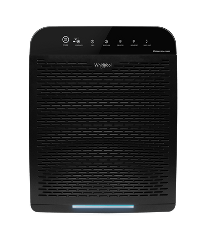 Whirlpool® WPPRO2000 Whispure™ Air Purifier – Slate Black WPPRO2000B
