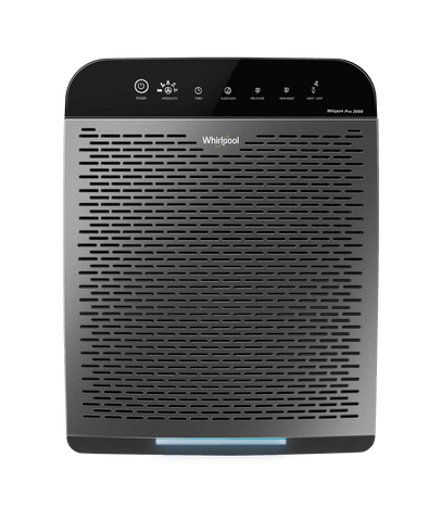 Whirlpool® WPPRO2000 Whispure™ Air Purifier – Gun Metal WPPRO2000M