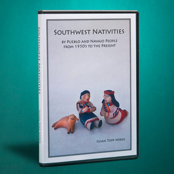 Southwest Nativities by Pueblo Navajo People 1950s To Present