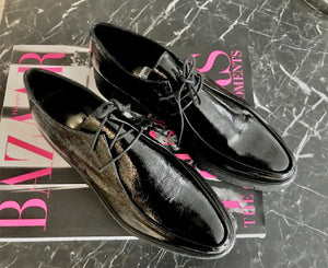Orly  Black  Loafers