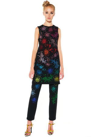 """MO' MONET MO' PROBLEMS"" SHIFT DRESS - Women's Dresses - Libertine"