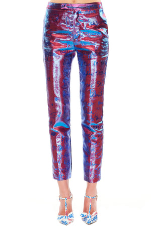 """JIMI LYRICS"" PANTS - Women's Bottoms - Libertine"