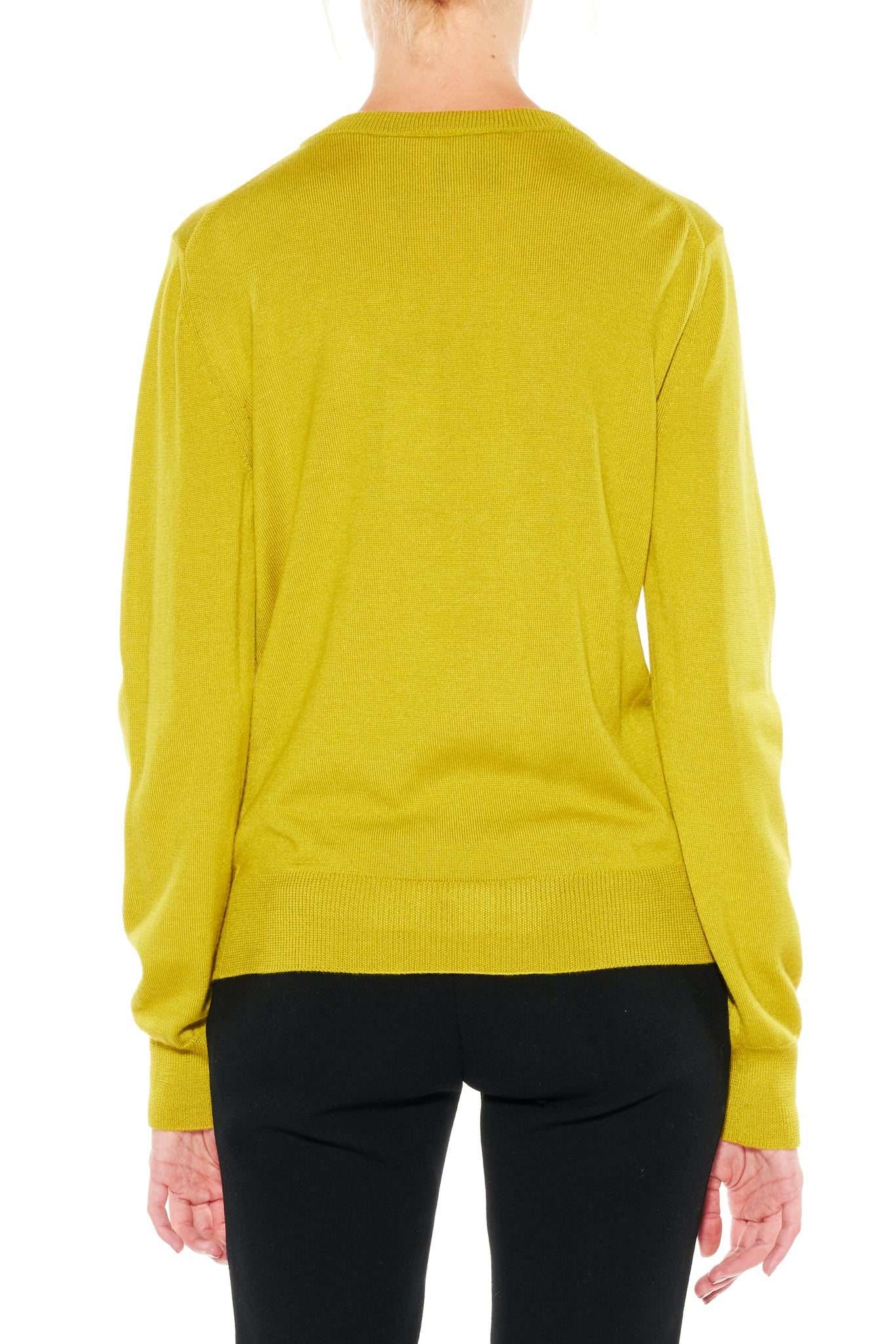 OLIVES CASHMERE PULLOVER - Women's Knits - Libertine