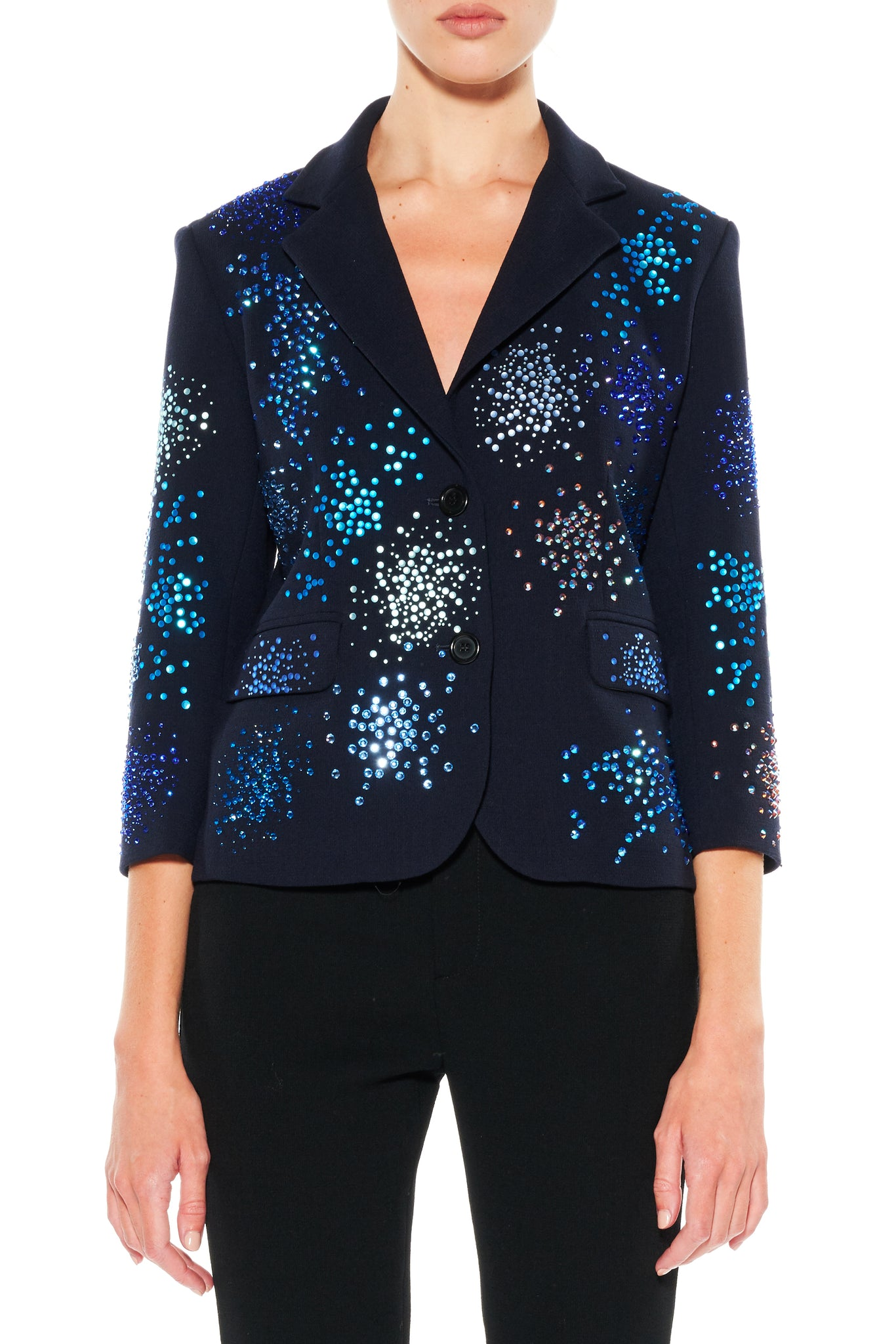 """MO' MONET MO' PROBLEMS"" BLAZER - Women's Jackets & Coats - Libertine"