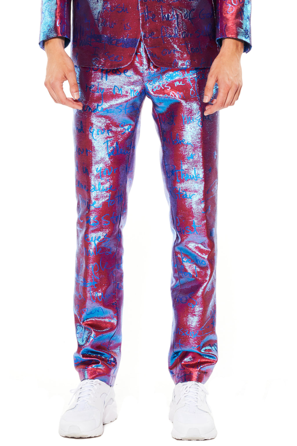 'JIMI LYRICS' TROUSERS - Web Exclusives - Libertine