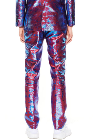 """JIMI LYRICS"" TROUSERS - Men's Bottoms - Libertine"