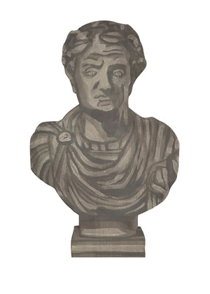 CAESAR AGUSTUS CLASSICAL ROMAN BUST DUMMY BOARD 2 - Accessories - Libertine