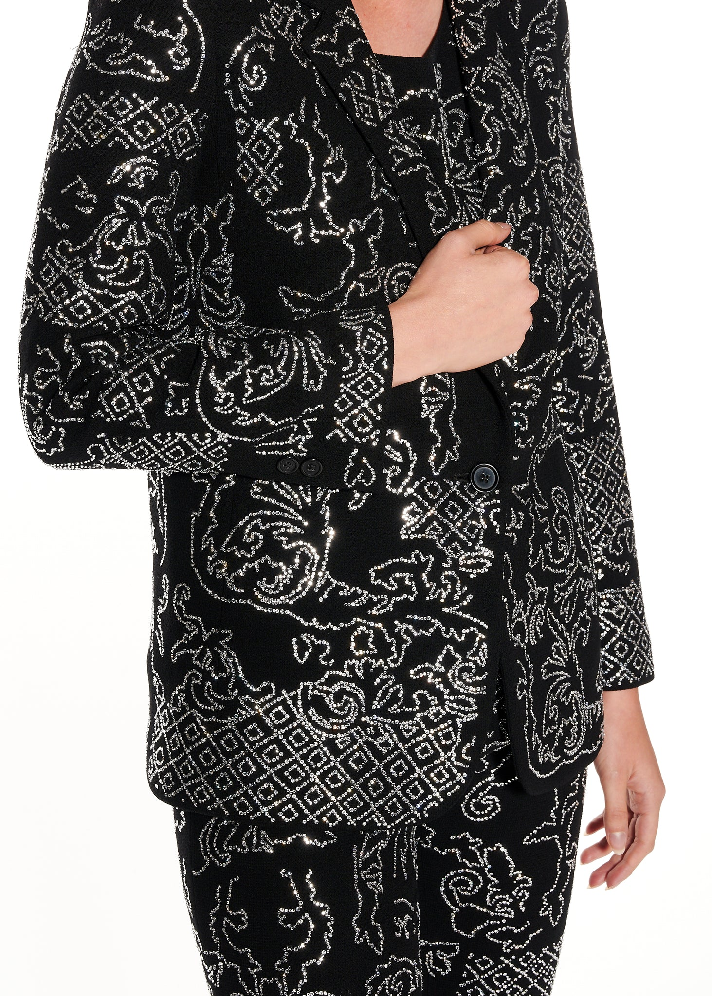 """MOORISH IS MOORISH"" LONG BLAZER - Women's Jackets & Coats - Libertine"