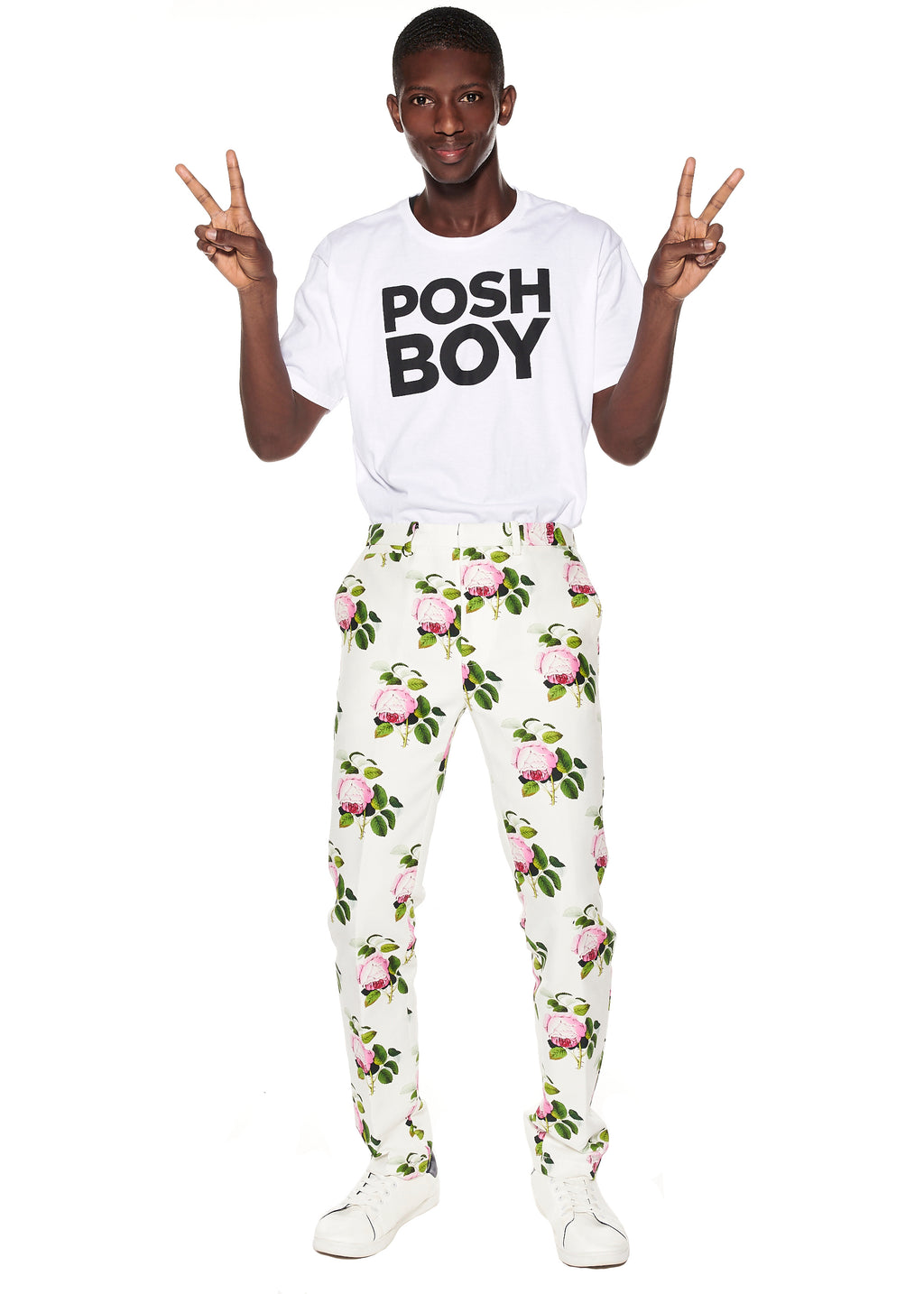 """POSH BOY"" T-SHIRT - Men's Tops - Libertine"