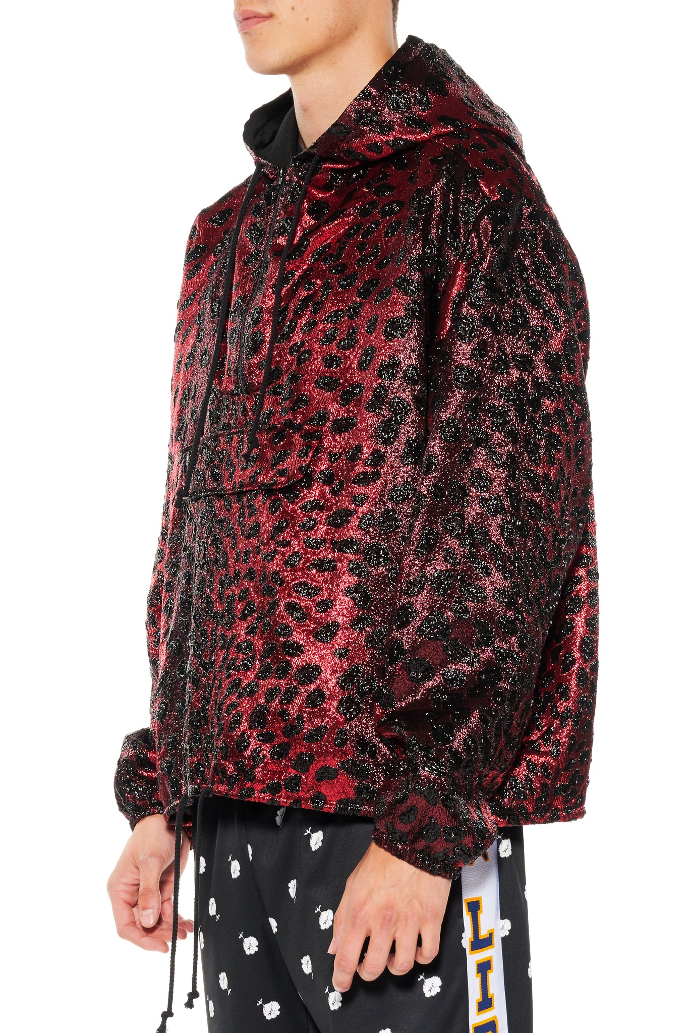 'NIGHT LEOPARD' ANORAK - Web Exclusives - Libertine