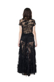 """A WINTER DREAM"" TULLE TOP - Women's Tops - Libertine"