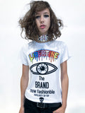 BRAND NOW FASHIONABLE PHOTO TEE - T-Shirts - Libertine