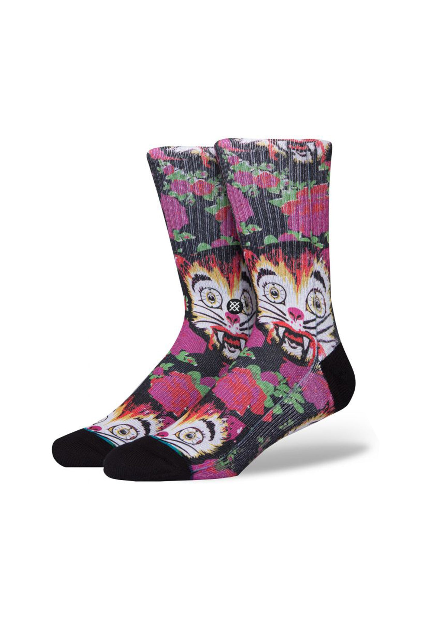 CAT MAN DO HIGH BOY SOCKS - SOCKS - Libertine