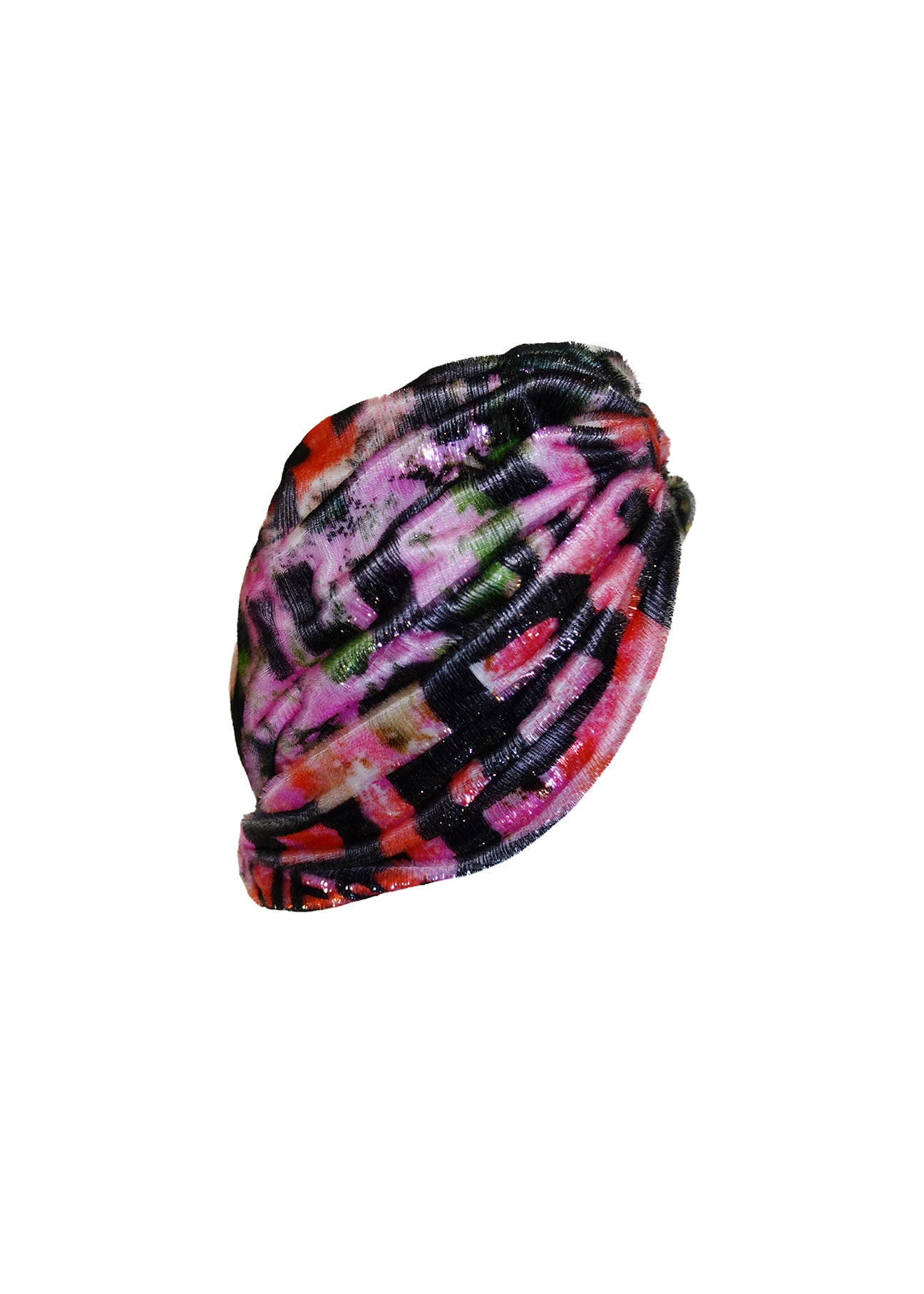 'A Dream for Winter' Turban - Web Exclusives - Libertine