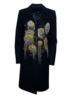 'GOLD ORBES' COAT - One of a Kinds - Libertine