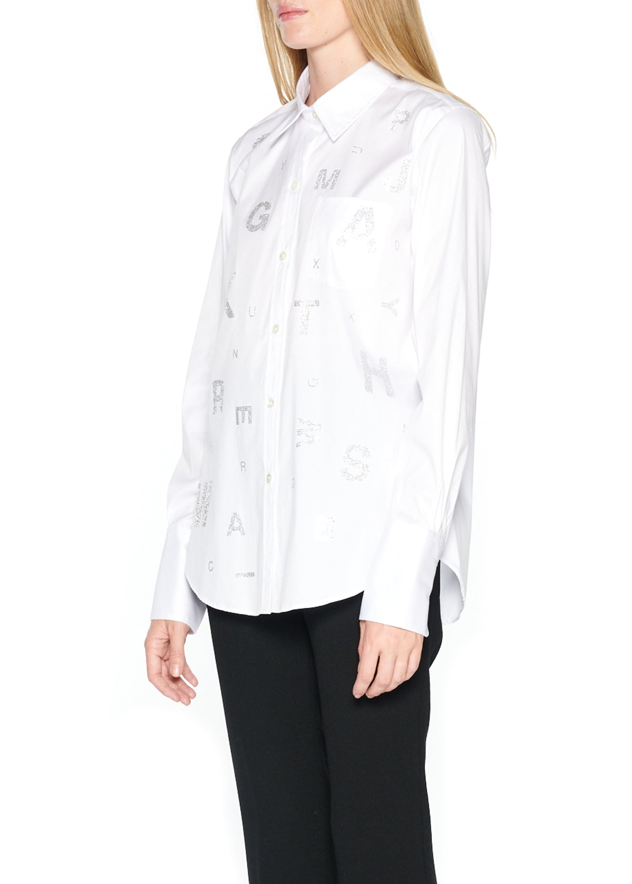 'EYE TEST' CLASSIC SHIRT - BLOUSE - Libertine