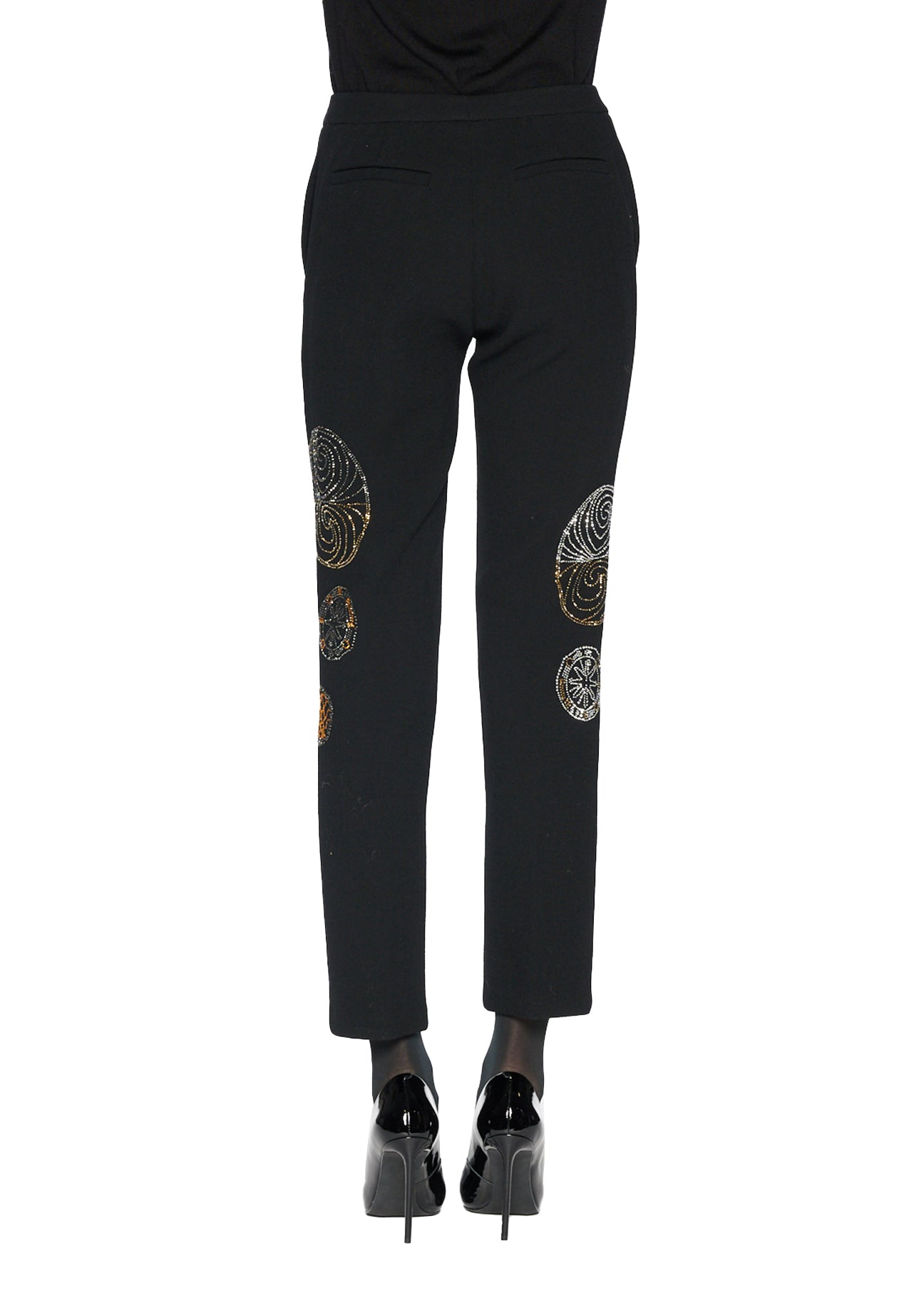 'NOUVEAU' NARROW PANT - Women's Bottoms - Libertine