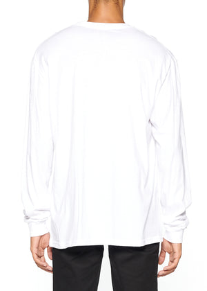 'CATACOMBS' LONG SLEEVE T-SHIRT - T-Shirts - Libertine