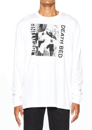 'DEATH BED LIBERTINE' LONG SLEEVE T-SHIRT - Men's Tops - Libertine