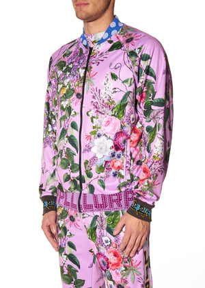 'HAMISH FLORAL' TRACK JACKET - Web Exclusives - Libertine