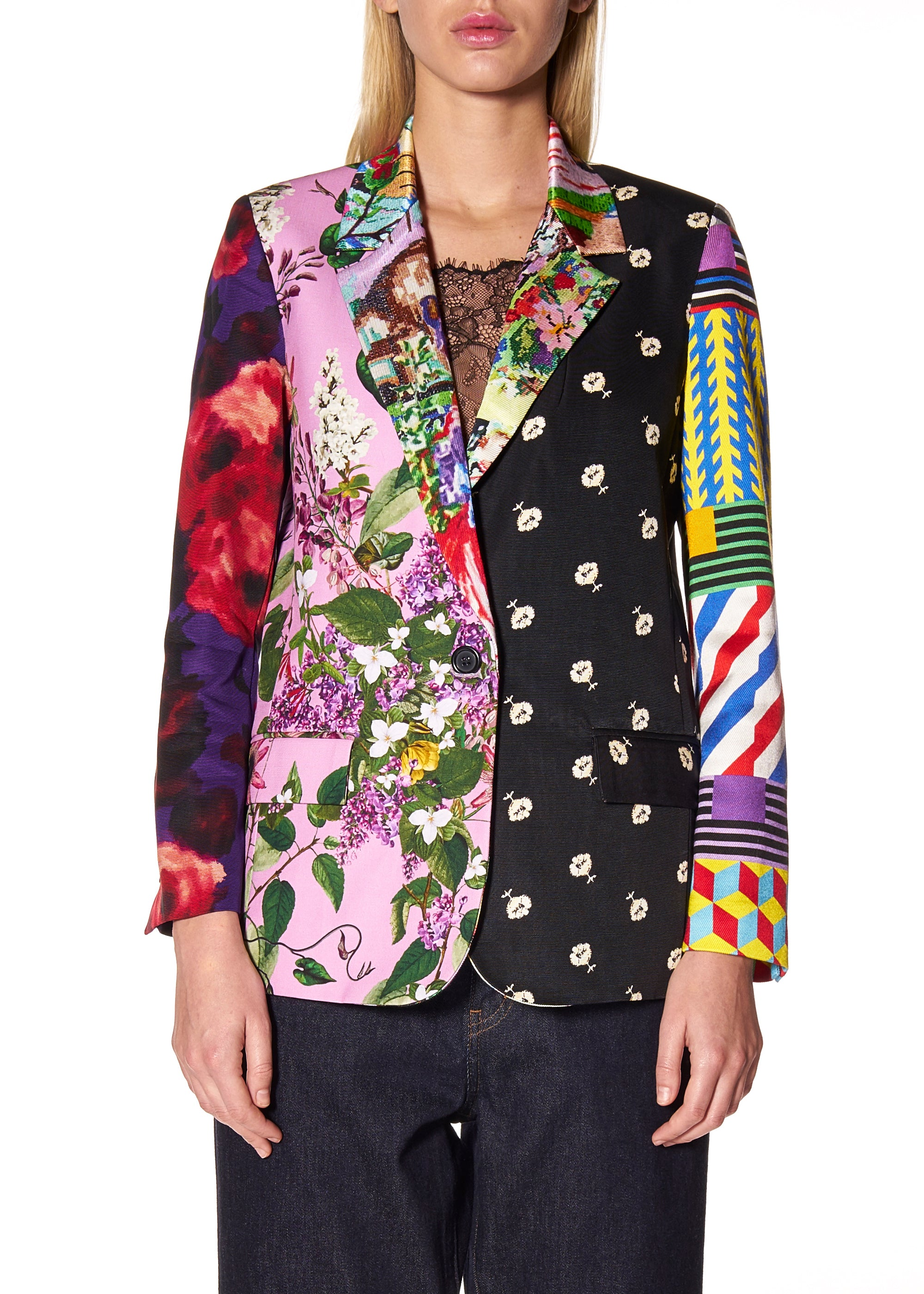 """EVERYTHING BEAUTIFUL"" LONG BLAZER - Women's Jackets & Coats - Libertine"