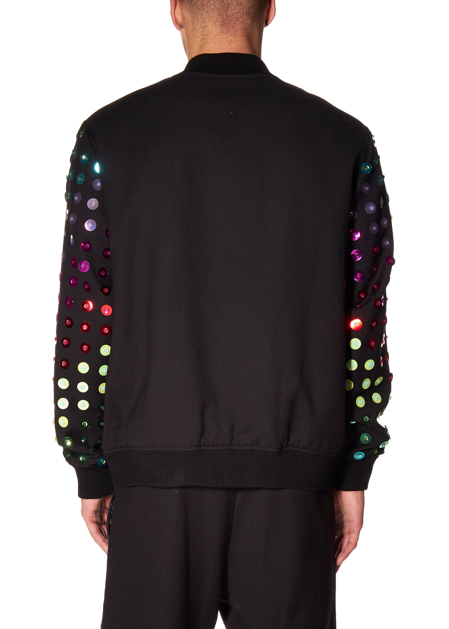 """ELECTRIC AVENUE"" BOMBER JACKET - Men's Jackets & Coats - Libertine"