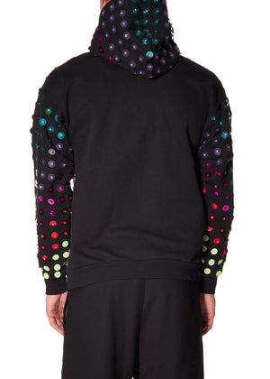 'ELECTRIC AVENUE' HOODED SWEATSHIRT - Web Exclusives - Libertine