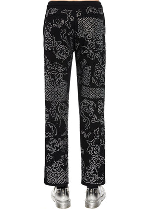 """MOORISH IS MOORISH"" NARROW PANTS - Women's Bottoms - Libertine"