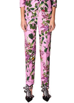 """HAMISH FLORAL"" PANTS - Women's Bottoms - Libertine"