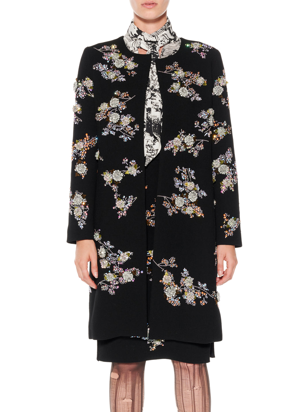 """Twilight Garden' Duster Coat - Women's Jackets & Coats - Libertine"