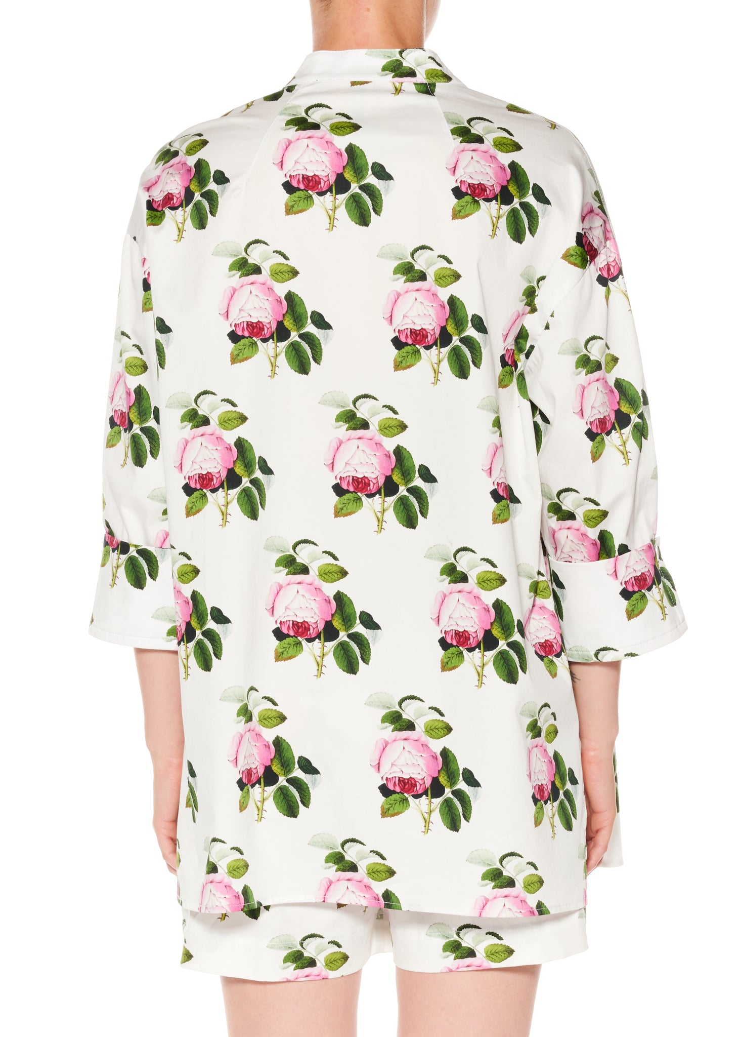 """English Garden"" Painters Smock Shirt - Women's Tops - Libertine"