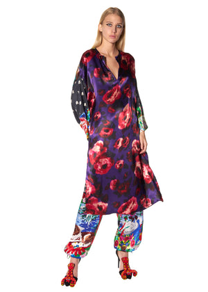 'EVERYTHING BEAUTIFUL' MOROCCAN TUNIC - Women's Dresses - Libertine
