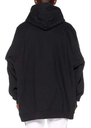 """DOLLA BILLY"" HOODED SWEATSHIRT - Men's Tops - Libertine"