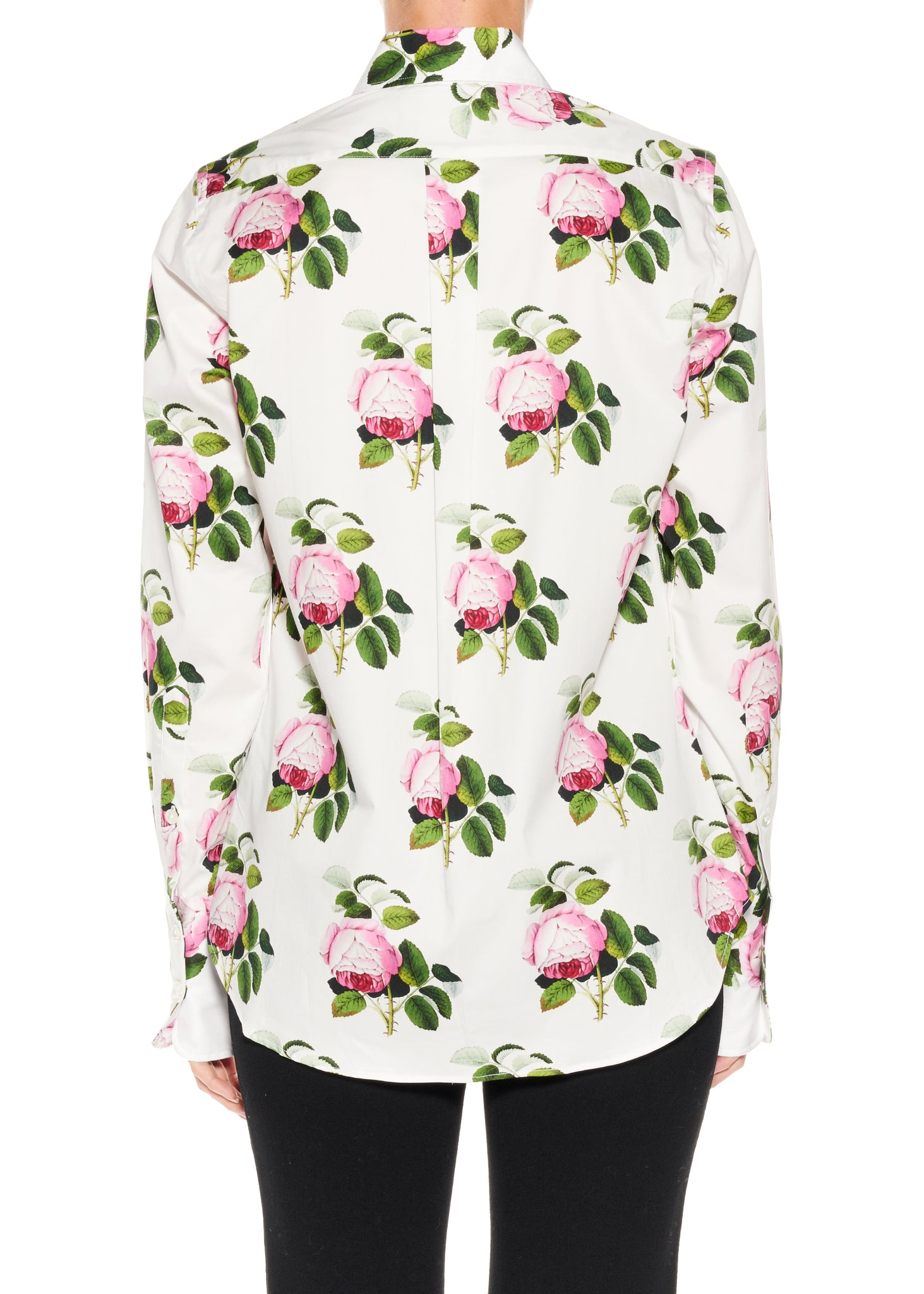 """English Garden"" Classic Shirt - Women's Tops - Libertine"