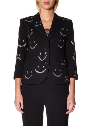 """SMILIES"" BLAZER - Women's Jackets & Coats - Libertine"