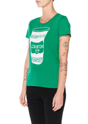 """TAKE OUT"" T-SHIRT - Women's Tops - Libertine"