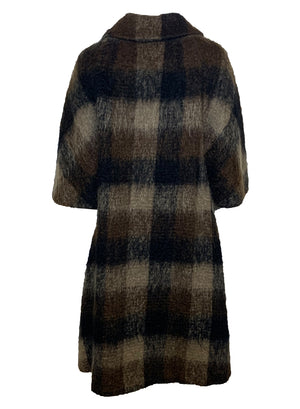 LILI ANN 'DOG PATCH-OULI' VINTAGE COAT - One of Kinds - Libertine