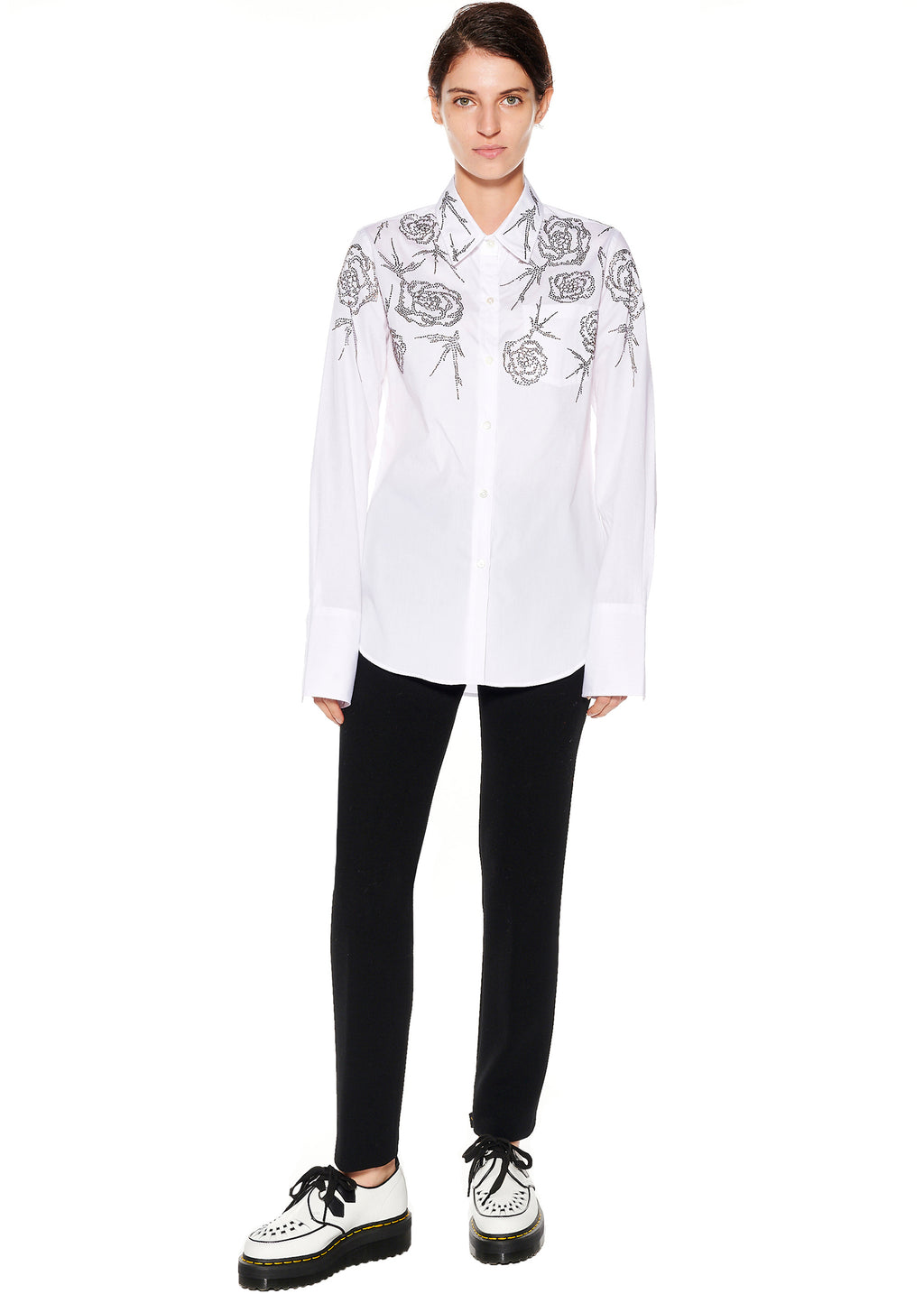 """STACIE ROSES"" CLASSIC SHIRT - Women's Tops - Libertine"